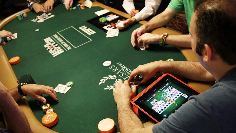 Online pokerrooms casino real money information