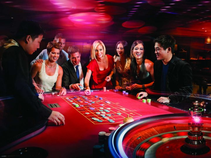 Online casino games are hugely popular