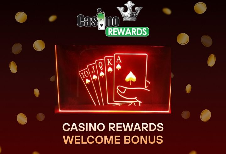 Casino Rewards Welcome Bonus